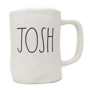 Rae Dunn Josh Mug
